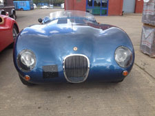 Recently supplied XK140 and C type exhaust systems. - click to enlarge