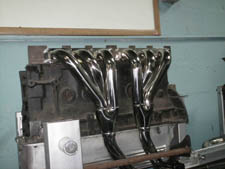 E Type, Big Bore Manifold. - click to enlarge